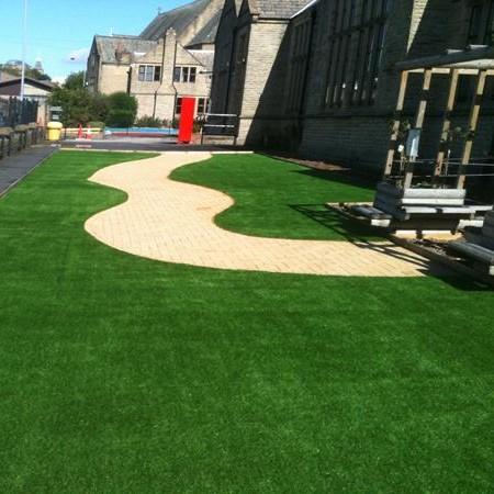 Grass matting 2